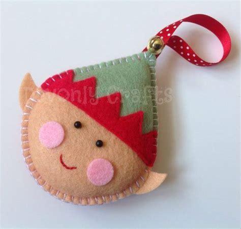 25 best ideas about felt christmas ornaments on pinterest