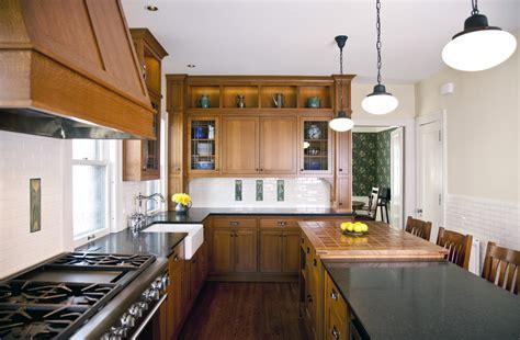 minneapolis craftsman kitchen remodel trehus architects
