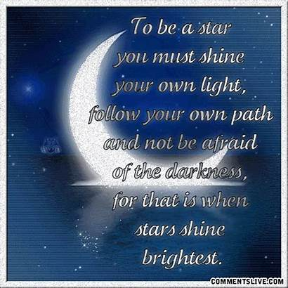 Star Shine Must Own Quotes Stars Shining