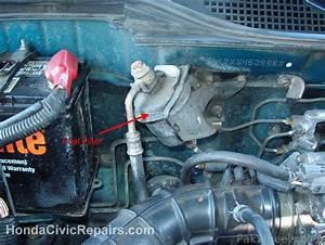 Wtb 99-2000 Model Civic Fuel Filter