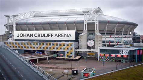 amsterdam arena wordt johan cruijff arena nos
