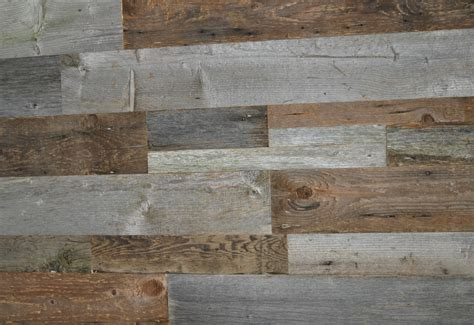 Wand In Holzoptik by Diy Reclaimed Wood Accent Wall Grey And Brown