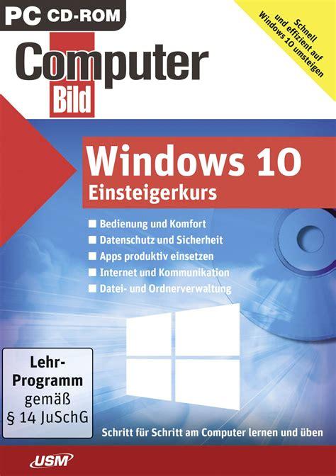 windows 10 kaufen conrad computer bild windows 174 10 einsteigerkurs vollversion 1 lizenz windows lern software kaufen