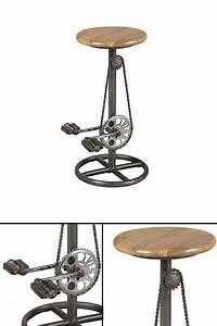 Chaise Bar Industriel : top 10 tabouret de bar industriel ~ Farleysfitness.com Idées de Décoration