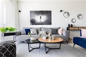 Modern, Scandinavian, Living, Room