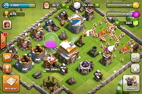 clash of clans for pc windows 7 8 1 10 clash of clans pc