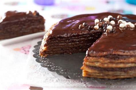 cours de cuisine aix en provence recette de gâteau de crêpes au chocolat facile et rapide
