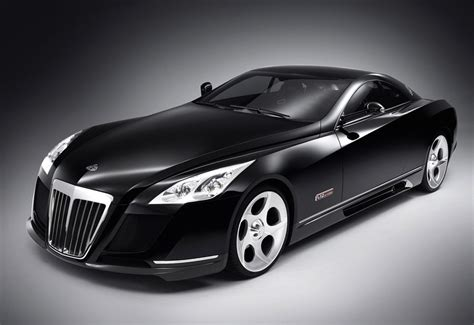 Maybach Exelero The Most Expensive Luxury Car In The World
