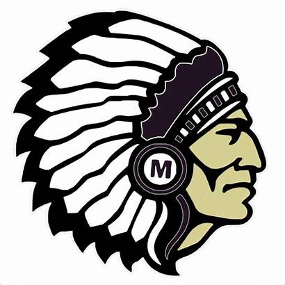 Indians Marengo Warriors Football Mcewen Indian Head