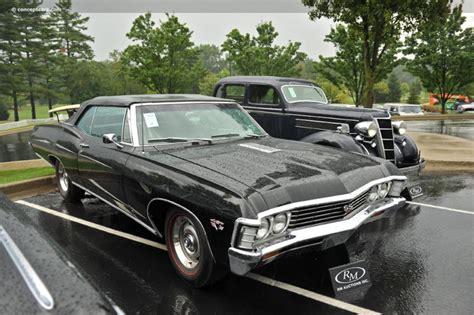 chevrolet impala series conceptcarzcom