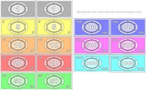 Haben sie fragen zur sendungsverfolgung, ihrem. Geld Vorlagen Zum Ausdrucken   Kalender