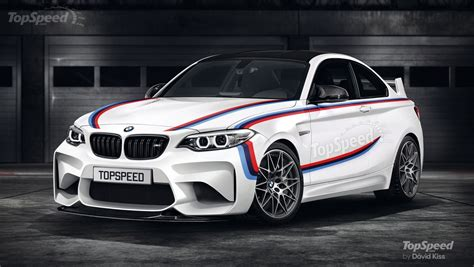 A Bmw M2 Cs / Csl Is In The Planning Stage