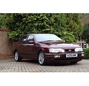 Ford Escort RS1600 And Sierra Sapphire Cosworth Sold For