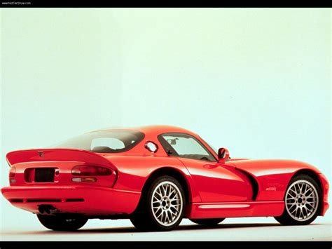 Dodge Viper ACR picture # 03 of 07, Rear Angle, MY 1999 ...