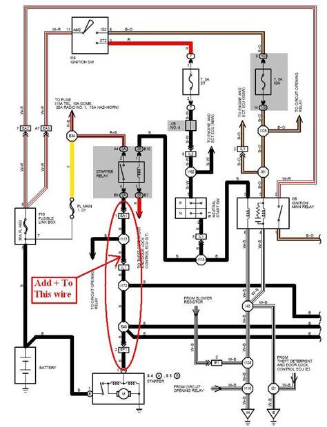 Lexu Sc400 Starter Wiring Diagram by Firing Up My 5 2l Ls400 Clublexus Lexus Forum Discussion