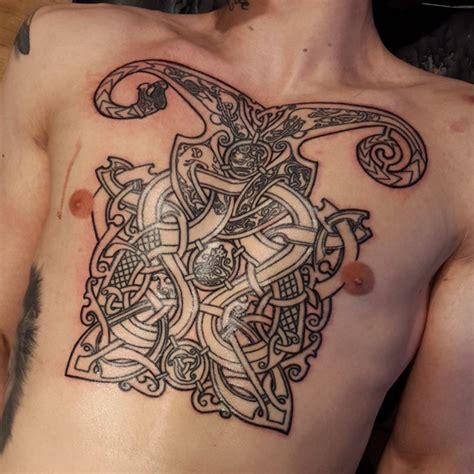 Norse Tattoo Designs Bracelet Viking Tattoo