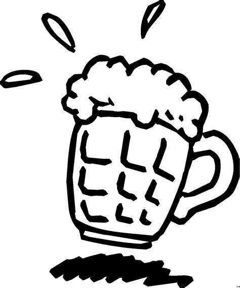 bier ausmalbild malvorlage comics