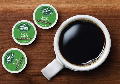 Green mountain coffee roasters® dark magic® coffee. Best K Cup Coffee That Highlights Single-Serve Awesomeness