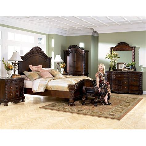 Bedroom Sets Mn by Shore Panel Bedroom Set By Millennium 4 Review S