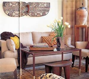 20 natural african living room decor ideas for African living room decor