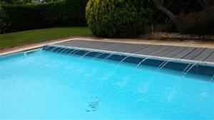 Piscine Avec Cascade : cascade piscine youtube ~ Premium-room.com Idées de Décoration
