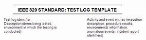 19 images of ieee 829 test plan template infovianet With ieee 829 test strategy template