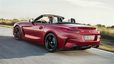 The New Bmw Z4 Is Finally Here