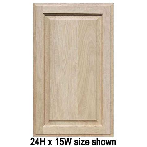 oak raised panel kitchen cabinet doors unfinished oak cabinet doors square with raised panel up