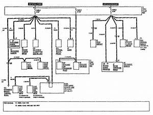 Mercedes Benz 1990 300e Wiring Diagram