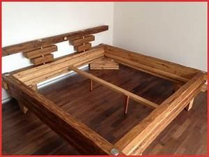 Massivholz Bett Selber Bauen Anleitung : massivholz bett selber bauen 264180 massivholz bett selber ~ Watch28wear.com Haus und Dekorationen