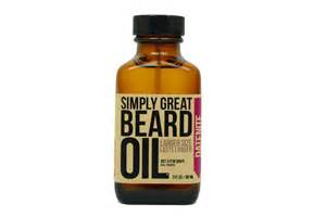 What Is Beard Oil Pictures