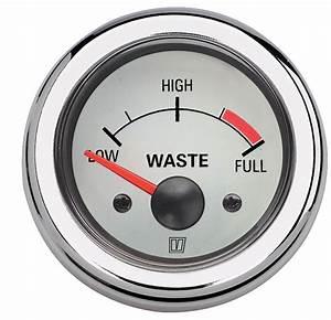 Wastewater Level - Engine Instrument Panels