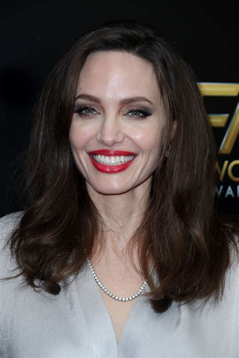 ANGELINA JOLIE at Hollywood Film Awards in Los Angeles 11 ...