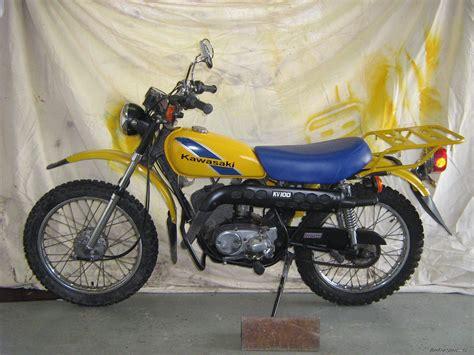 Kawasaki Pictures by 1976 Kawasaki Kv 100 Picture 1727533