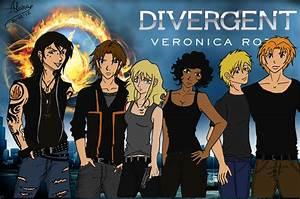 Divergent by Lanahx on DeviantArt