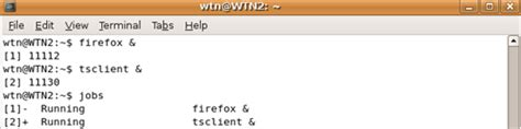 Ubuntu Resume Process Terminal by Ubuntu Tip How To Launch Programs In The Background From