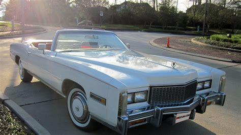 1976 Cadillac Eldorado Convertible  T245  Houston 2013