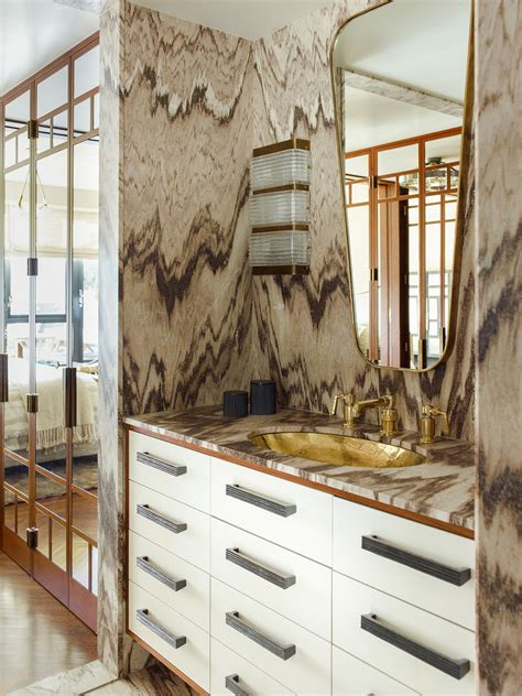 kelly wearstler interiors guest bathroom blodgett