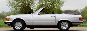 Mercedes-benz 280 Sl  R107   1982