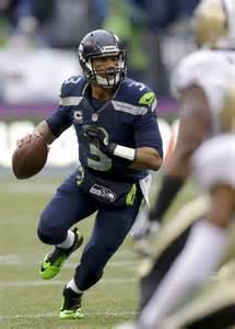 Seahawks Football Russell Wilson