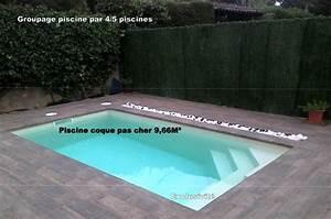 Hors Sol Pas Cher Piscine : piscine coque discount livraison en groupage ~ Melissatoandfro.com Idées de Décoration