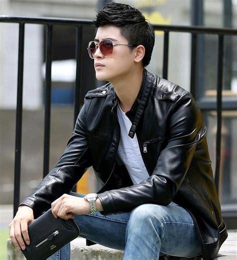 jacket ariel semi kulit grosir jaket kulit sintetis semi kulit murah jual