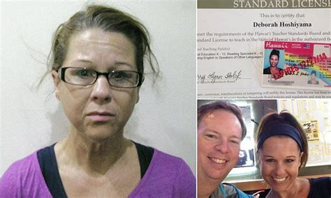 Arizona Teacher Wanted For 'relationship' With Teen Arrested In Hawaii  Daily Mail Online