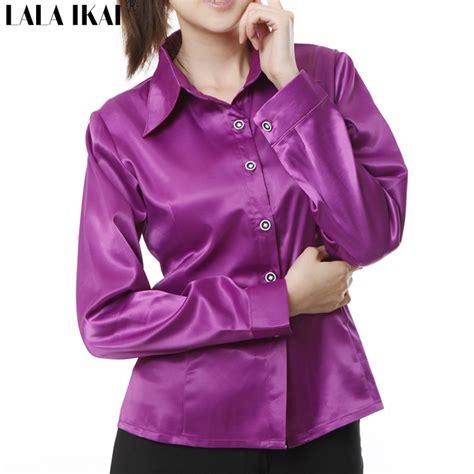 womens plus blouses womens satin shirts blouses black blouse