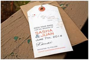 magnetic save the dates etsy finds for your hawaii wedding