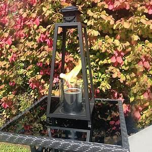 Grande Lanterne Exterieur : grande lanterne de jardin paramount en noir walmart canada ~ Teatrodelosmanantiales.com Idées de Décoration