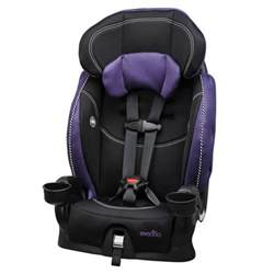 evenflo 174 chase lx harnessed booster car seat walmart ca