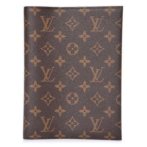 louis vuitton monogram couverture carnet gm