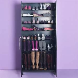 Meuble Chaussure 40 Paires : meuble chaussures redoute ~ Teatrodelosmanantiales.com Idées de Décoration