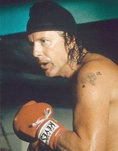 Mickey Rourke lunches with MMA star Chuck Liddell | Daily ...